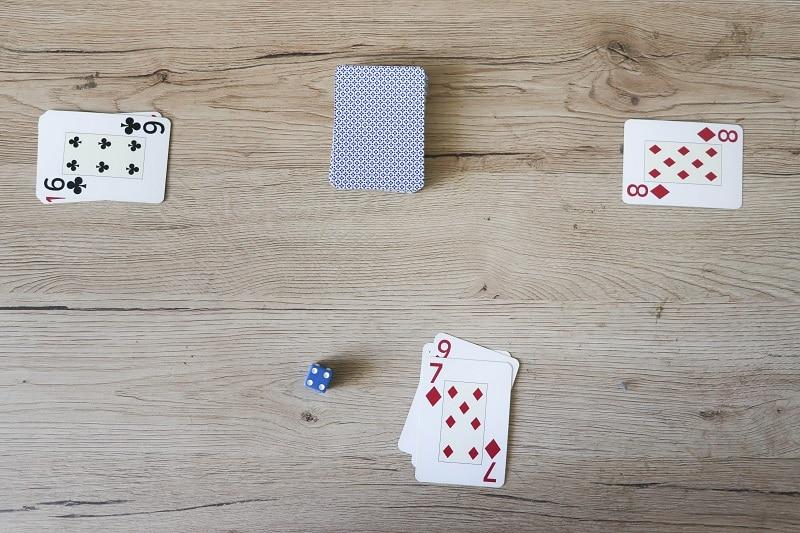 jeux de carte mathématique
