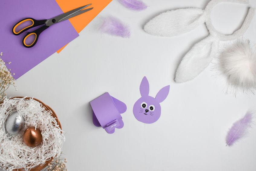 comment faire un lapin en papier