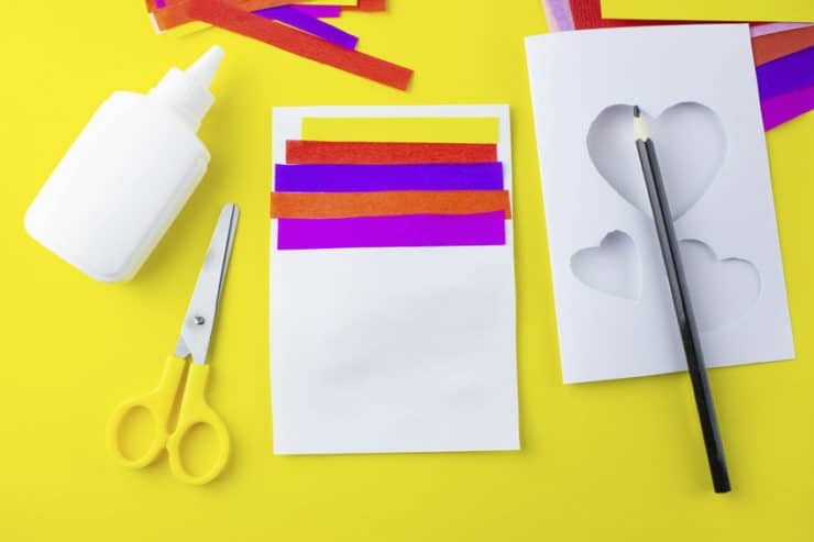 bricolage maman papier