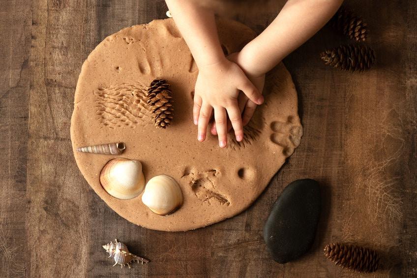 création pâte à sel
