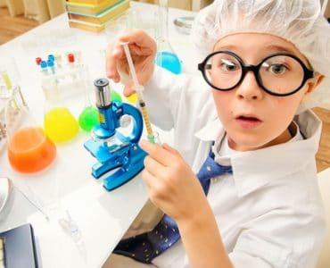 expériences scientifiques faciles