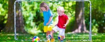 jeux de plein air enfants
