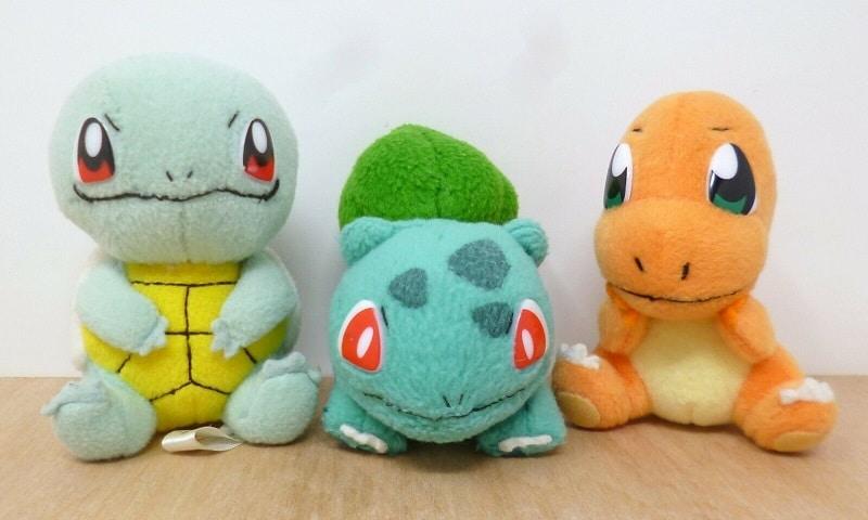 peluches pokemon