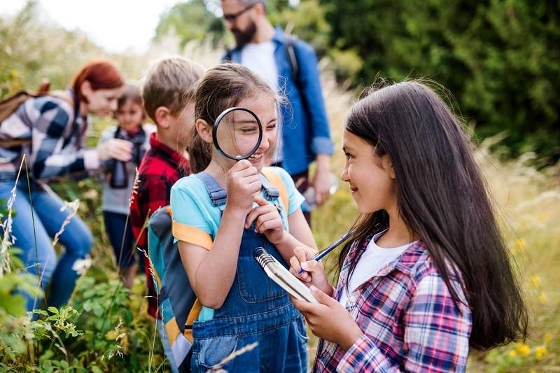 activités ludiques enfants campings