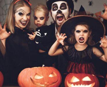 famille halloween