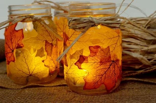 bricolage automne feuilles